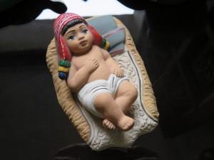 Jésus en représentation péruvienne !