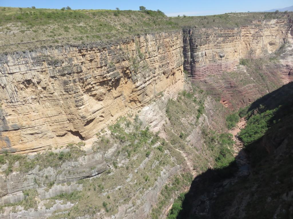 Canyon Torotoro