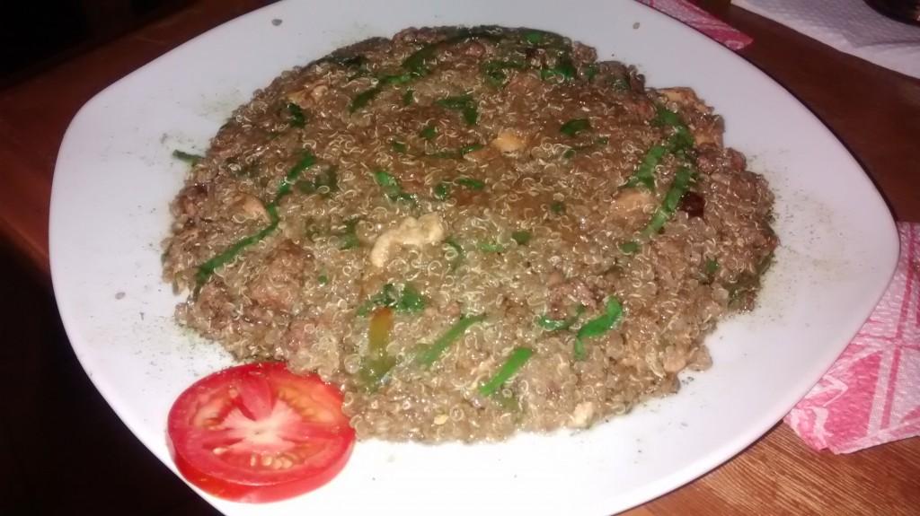 Couscous de quinoa