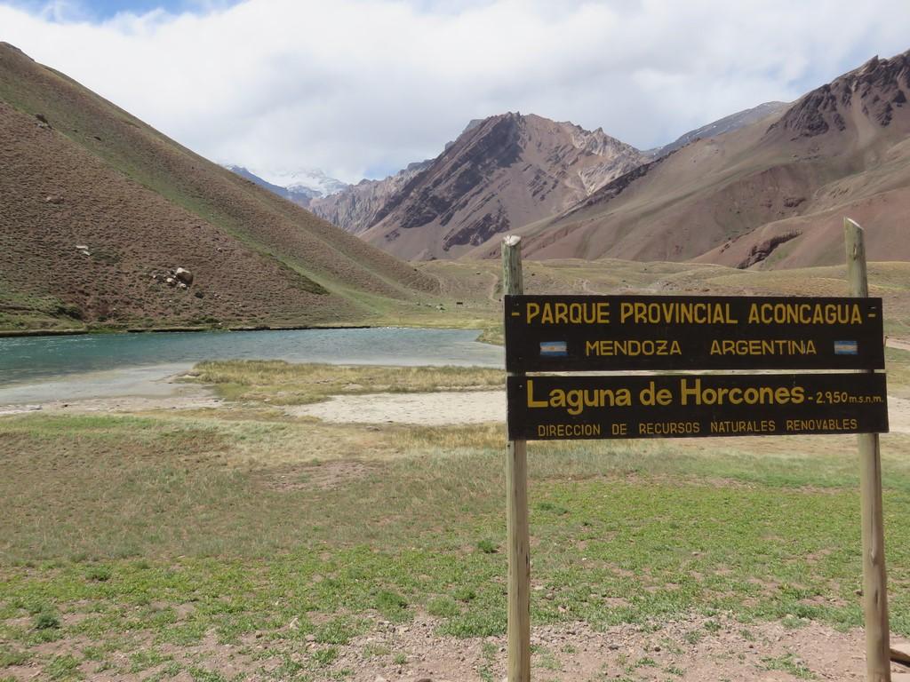 Uspallata et l'Aconcagua