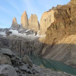Torres del Paine – Le «W»